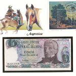 Аргентина, 5 песо