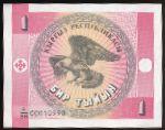 Кыргызстан, 1 тыйын