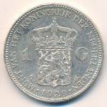Нидерланды, 1 гульден (1929 г.)