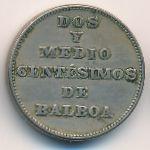 Панама, 2 1/2 сентесимо (1940 г.)