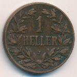 Немецкая Африка, 1 геллер (1907 г.)