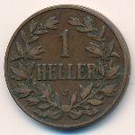 Немецкая Африка, 1 геллер (1910 г.)
