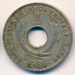 Восточная Африка, 1 цент (1914 г.)