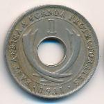 Восточная Африка, 1 цент (1911 г.)
