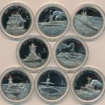 Маршалловы острова, Набор монет (1998 г.)