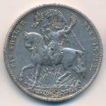 Саксония, 1 талер (1871 г.)