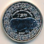 Франция, 1/4 евро (2007 г.)
