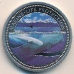 Палау, 1 доллар (2002 г.)
