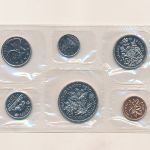 Канада, Набор монет (1970 г.)