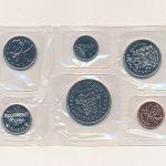 Канада, Набор монет (1971 г.)