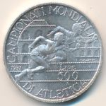 Италия, 500 лир (1987 г.)