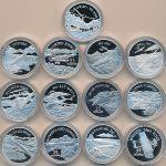 Соломоновы острова, Набор монет (2003 г.)