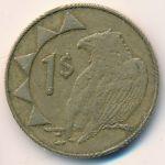 Намибия, 1 доллар (2002 г.)