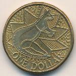 Австралия, 1 доллар (1988 г.)