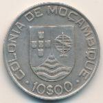 Мозамбик, 10 эскудо (1936 г.)