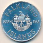 Фолклендские острова, 50 пенсов (1983 г.)