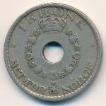 Норвегия, 1 крона (1925 г.)