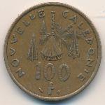 Новая Каледония, 100 франков (2002 г.)