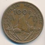 Французская Полинезия, 100 франков (2005 г.)