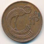 Ирландия, 1 пенни (1988 г.)