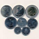 Грузия, Набор монет