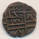 Бутан, 1/2 рупии (1790 г.)