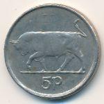 Ирландия, 5 пенсов (1992 г.)