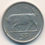 Ирландия, 5 пенсов (1993 г.)