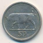 Ирландия, 5 пенсов (1996 г.)