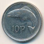 Ирландия, 10 пенсов (1993–1995 г.)