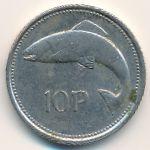 Ирландия, 10 пенсов (1993–2000 г.)