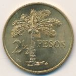 Гвинея-Бисау, 2 1/2 песо (1977 г.)