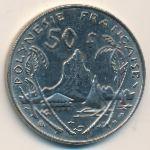 Французская Полинезия, 50 франков (1982 г.)