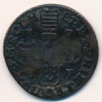 Льеж, 1 лиард (1751 г.)