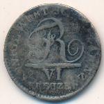 Вюртемберг, 6 крейцеров (1807 г.)
