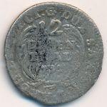 Саксония-Альбертина, 1/12 талера (1730 г.)