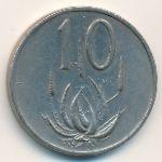 ЮАР, 10 центов (1977 г.)
