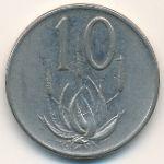 ЮАР, 10 центов (1978 г.)