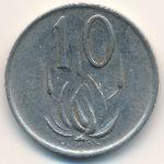 ЮАР, 10 центов (1984 г.)