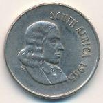 ЮАР, 10 центов (1965–1966 г.)