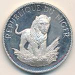 Нигер, 10 франков (1968 г.)