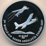 Финляндия, 10 евро (1998 г.)