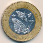 Мексика, 100 песо (2006 г.)