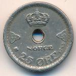 Норвегия, 25 эре (1927–1949 г.)