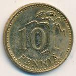 Финляндия, 10 пенни (1963–1982 г.)