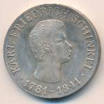 ГДР, 10 марок (1966 г.)