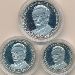 Югославия, Набор монет (1980 г.)