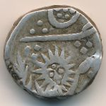 Индор, 1 рупия