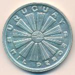Уругвай, 1000 песо (1969 г.)