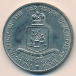 Остров Сент-Винсент, 4 доллара (1970 г.)